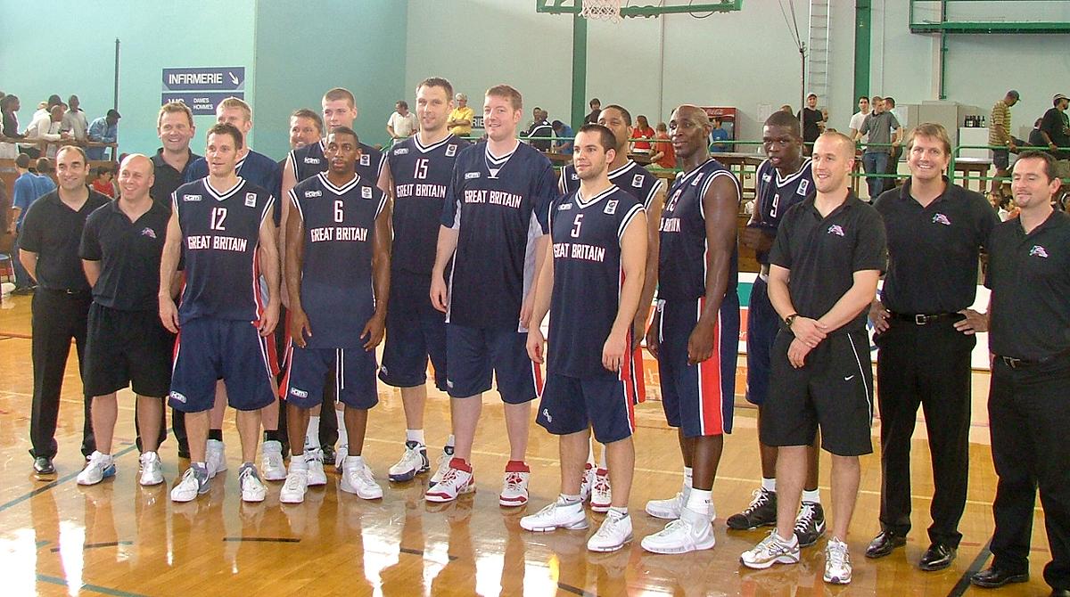 GB Men get the job done.