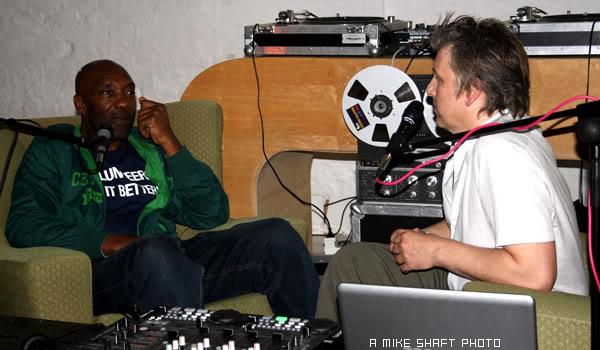 Greg Wilson interviews Hewan Clarke