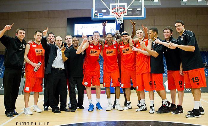 Tigers Win 2011 Championship