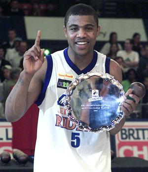 Larry Johnson  MVP Award