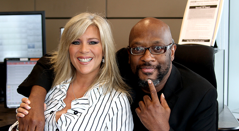 Sunday Breakfast Guest Samantha FOX
