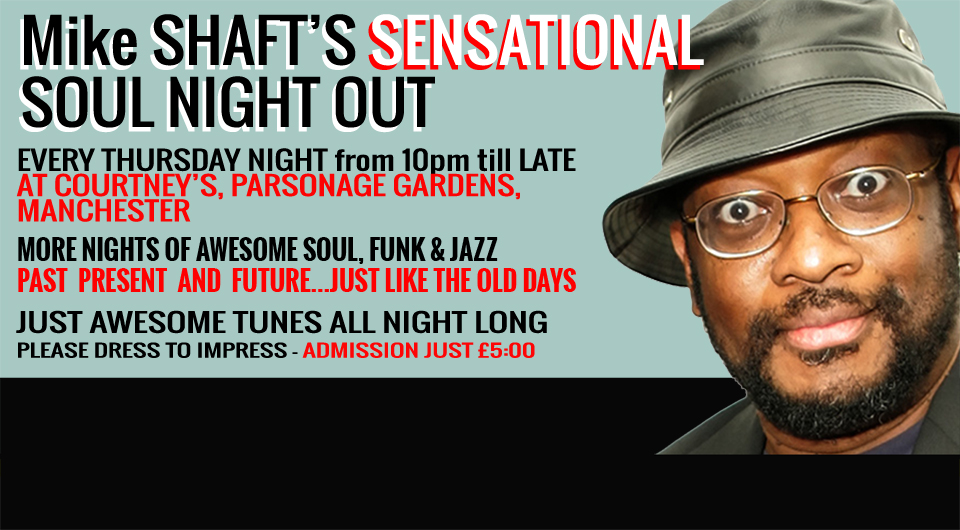 New Regular Soul Night To Take Centre Stage