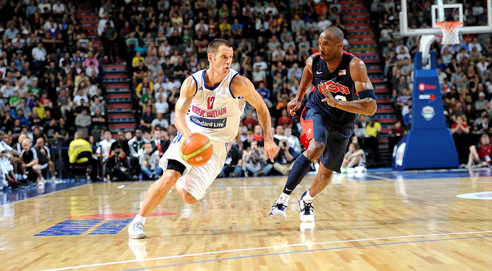 Nate Reinking v Kobe