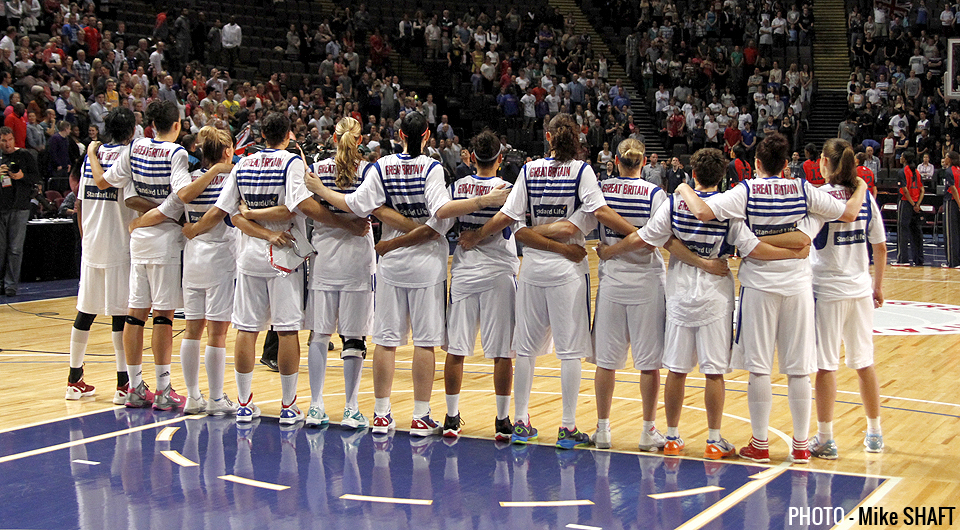 GB Women's 2014 Squad Announced