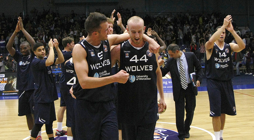 Worcester wolves leading the way - British basketball league table ...