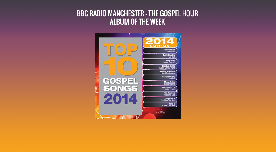 Mike SHAFT Gospel Hour Continues Into 2014 On BBC Radio Manchester