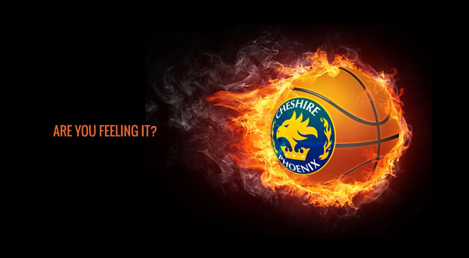 Cheshire Phoenix flame
