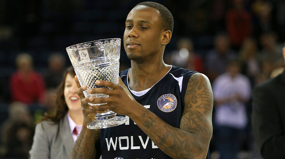 Whose name is on the BBL Trophy now?  Photo by Ville Vuorinen