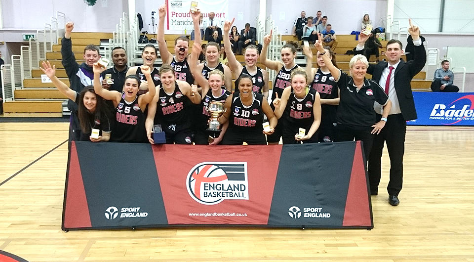Loughborough Riders WIN 2014 - 1
