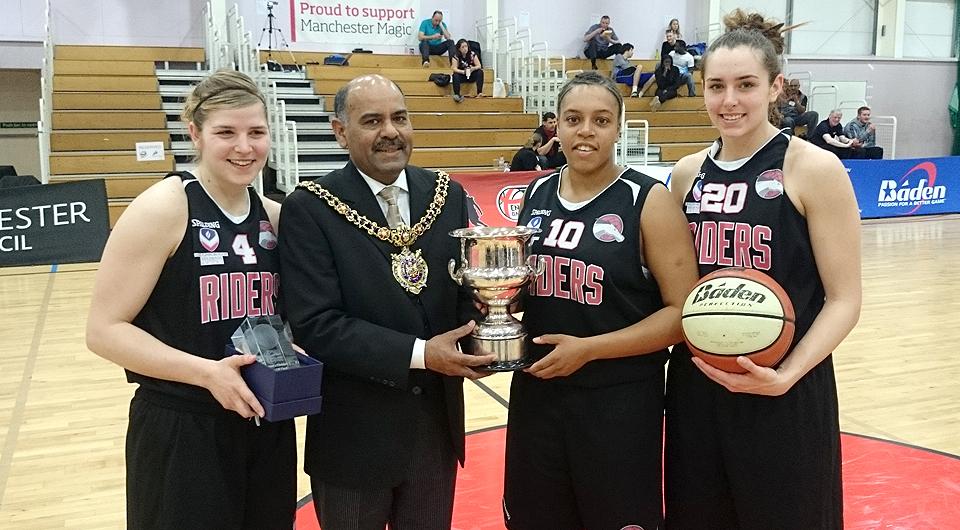 Loughborough Riders WIN 2014 - 2