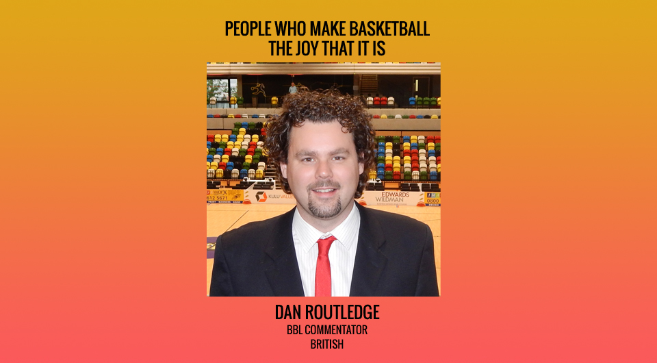 THE JOY THAT IT IS - DAN ROUTLEDGE