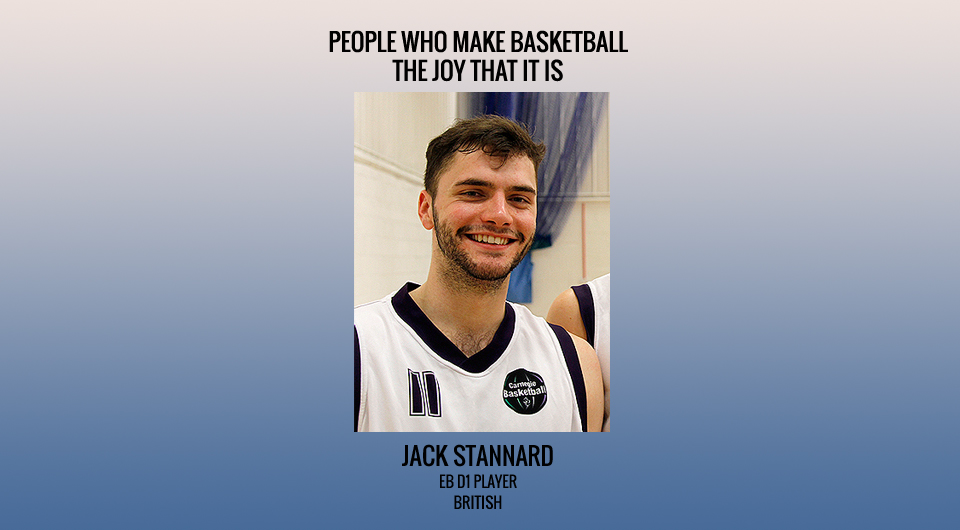 THE JOY THAT IT IS - JACK STANNARD