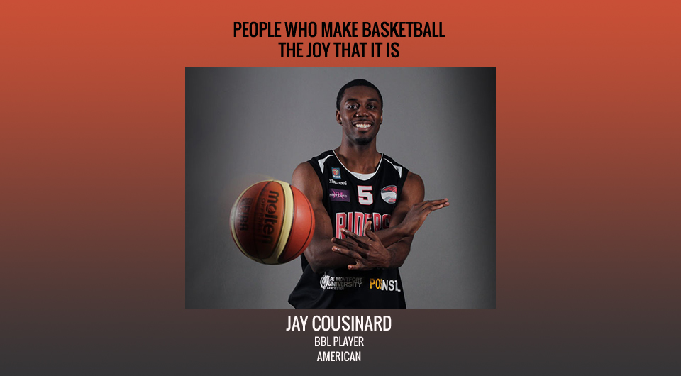 THE JOY THAT IT IS - JAY COUSINARD