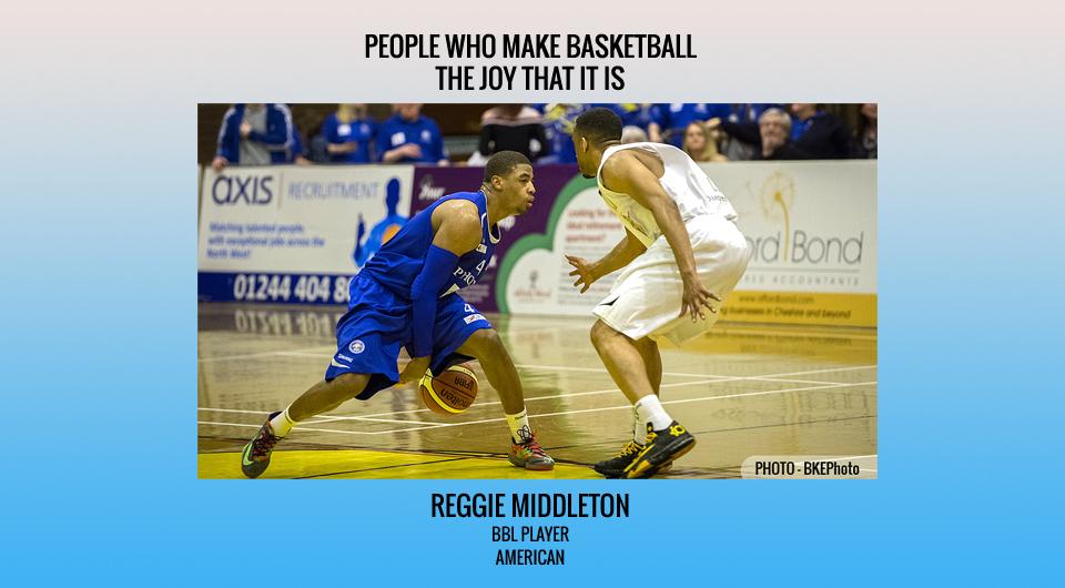 THE JOY THAT IT IS - REGGIE MIDDLETON