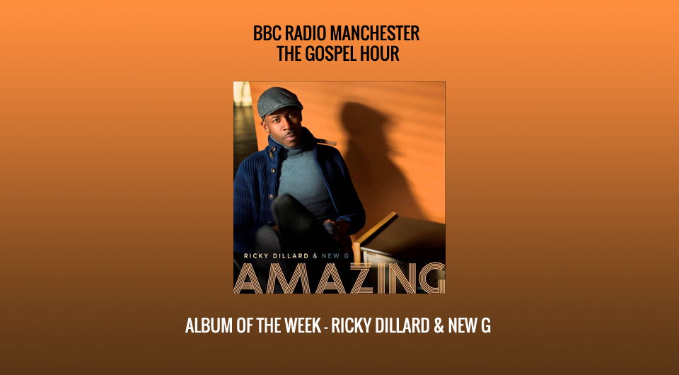Album of the Week Ricky DILLARD