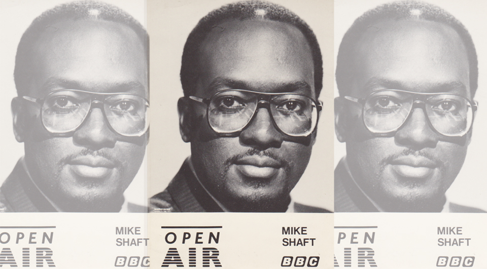 Mike SHAFT - Open Air