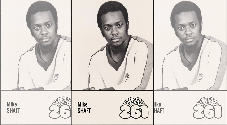 Mike SHAFT - PICCADILLY