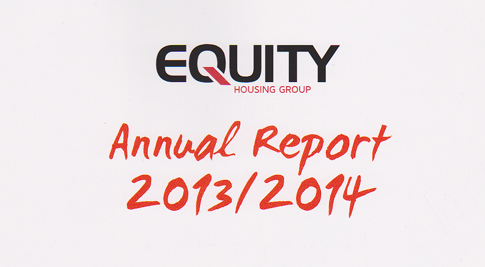 TIMELINE – Mike SHAFT At EQUITY Annual Report Launch 2014