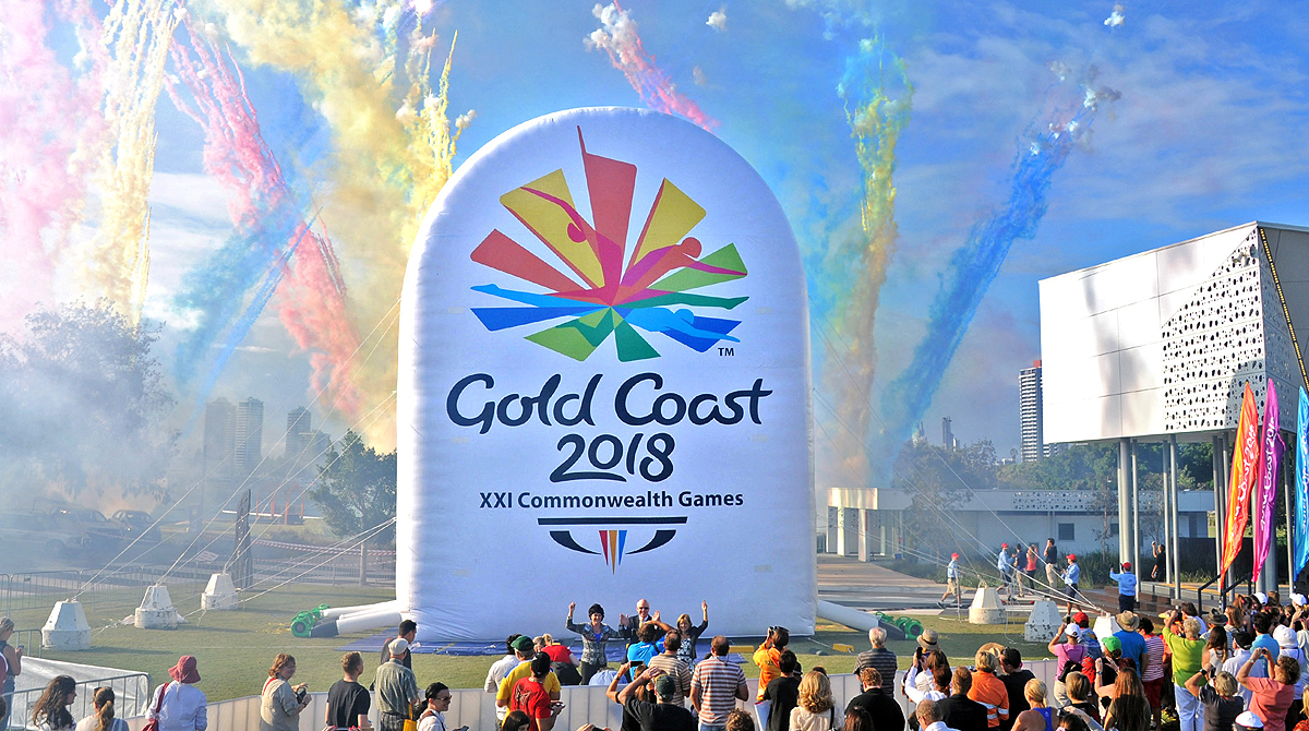 Gold Coast Australia Home of the 2018 Games