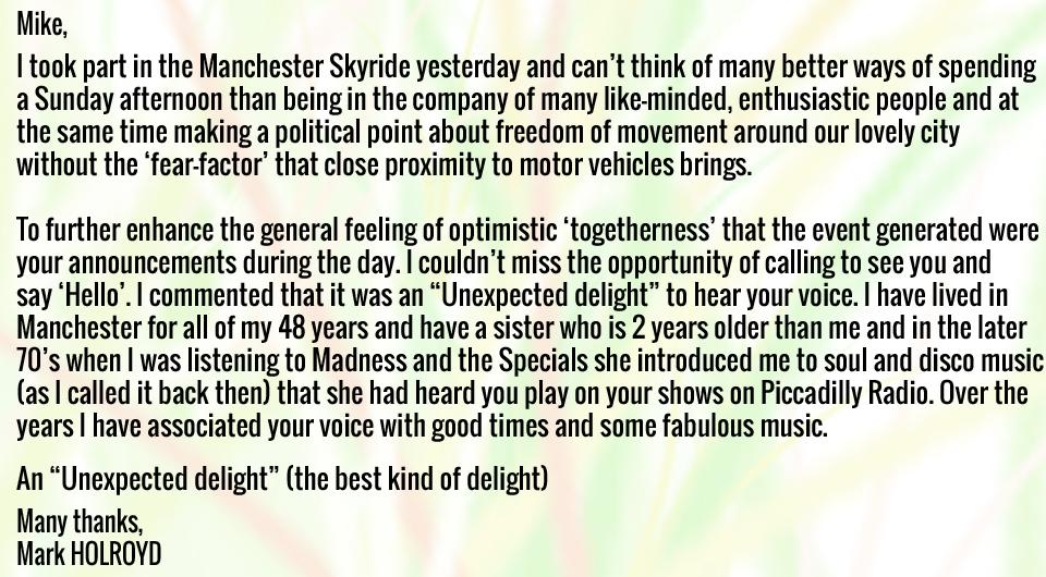 Skyride - 2014 - Letter 3
