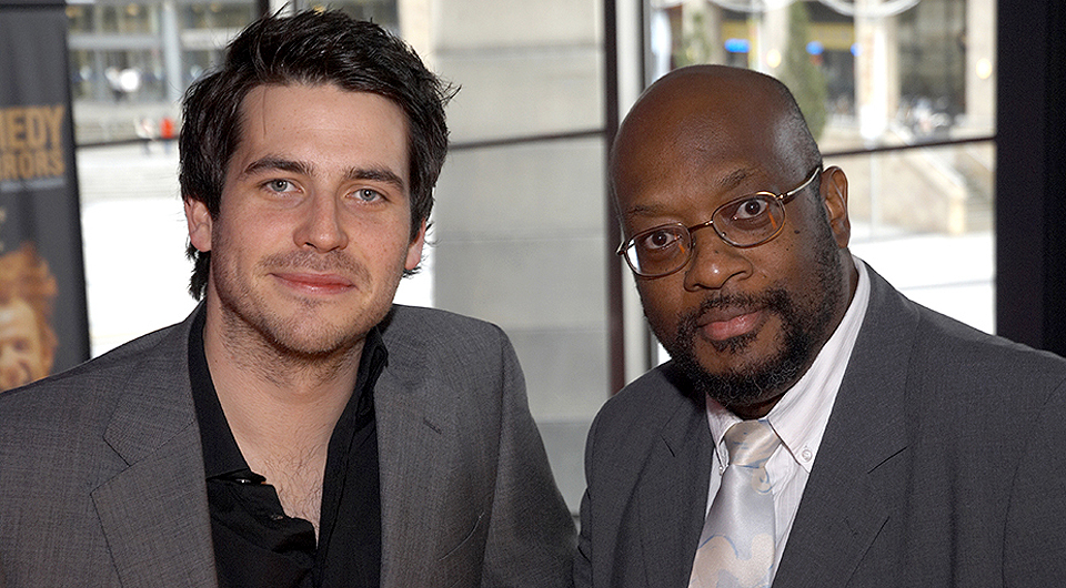 Mike & ROB JAMES COLLIER