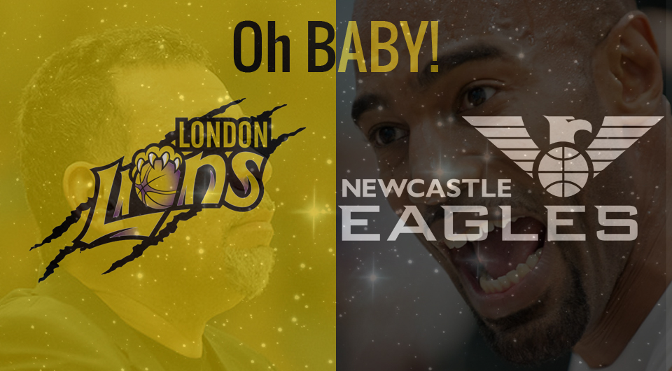 Week 5 – Lions Against Eagles In London…Oh BABY!