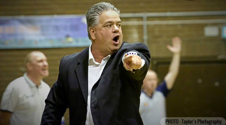 BBL Coach of the Month,  John Coffino