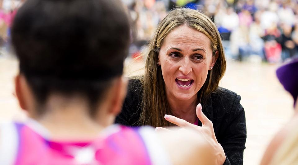 Coach Anna Carter