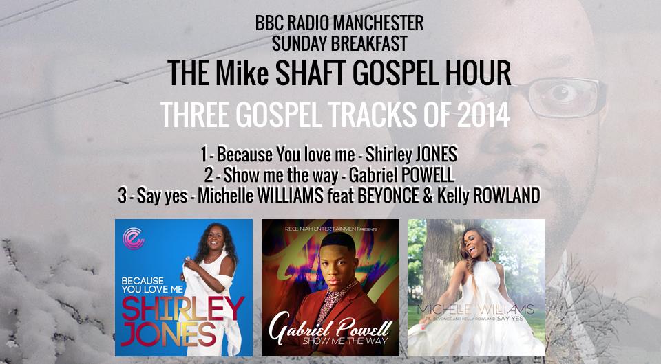 Gospel Tracks of 2014