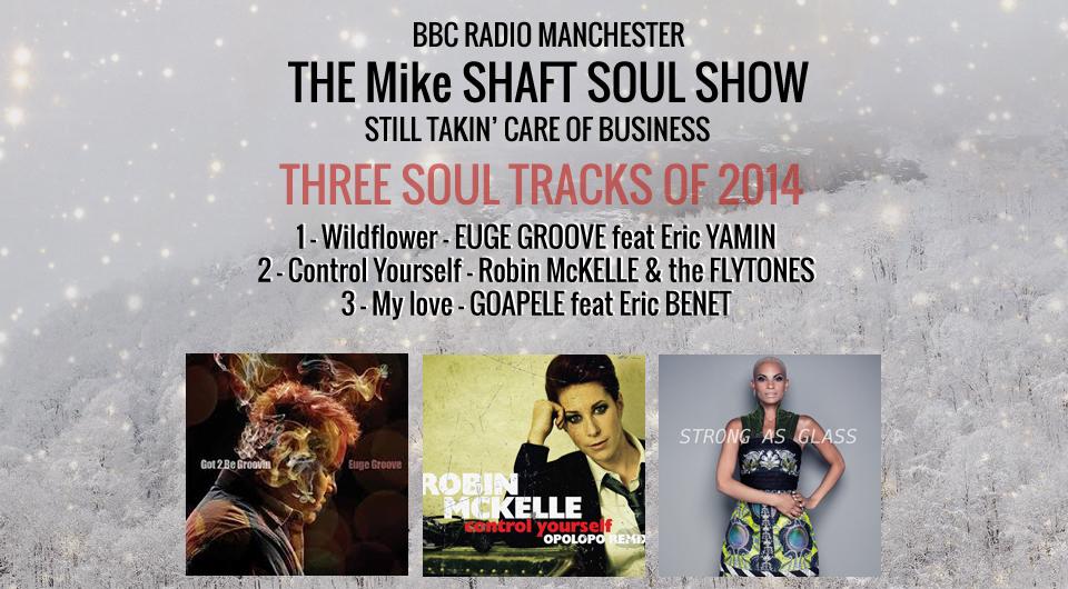 Soul Tracks of 2014