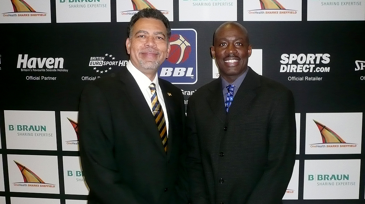 London Lions welcome the Sheffield Sharks