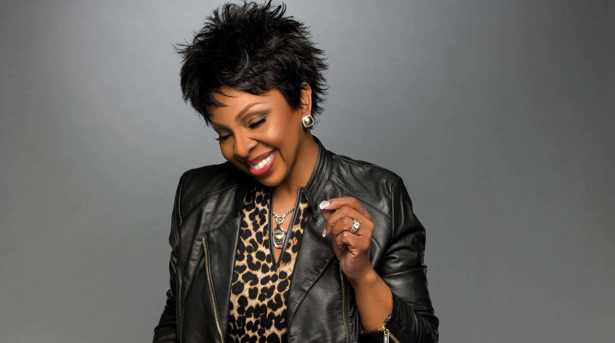 The sensational Gladys Knight.  Photo via Atlanta Music Guide