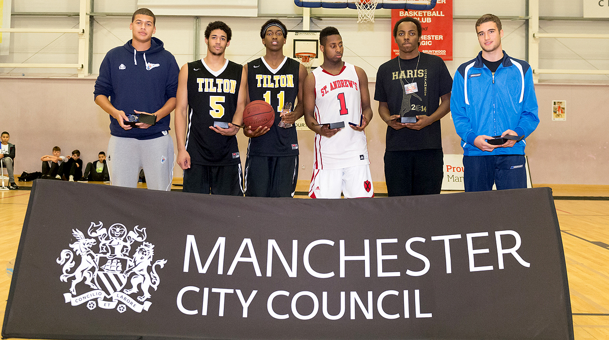 Haris 2014 All-Star 5 and MVP.
