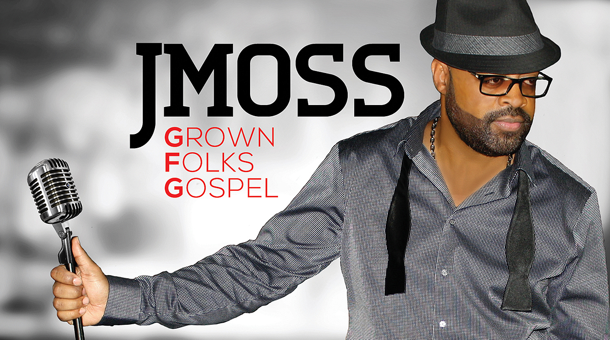 Awesome album from the one & only J Moss.