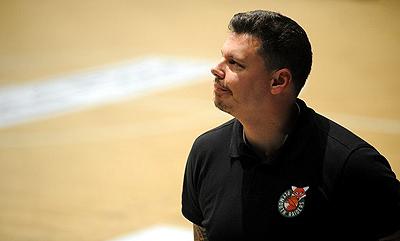 Raiders Head Coach Jay Marriott.  Photo via Plymouth Herald