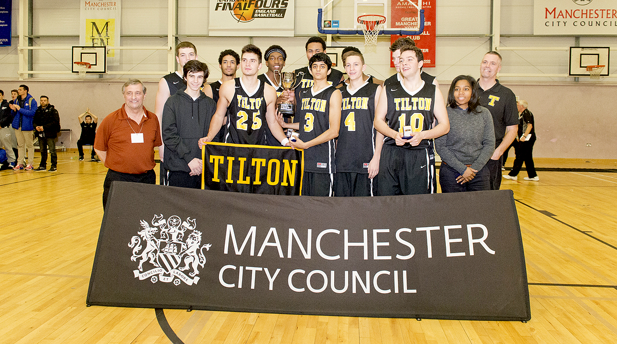 Tilton, awesome performance in the Championship Game.  Photo by Jack Hinds Photography.