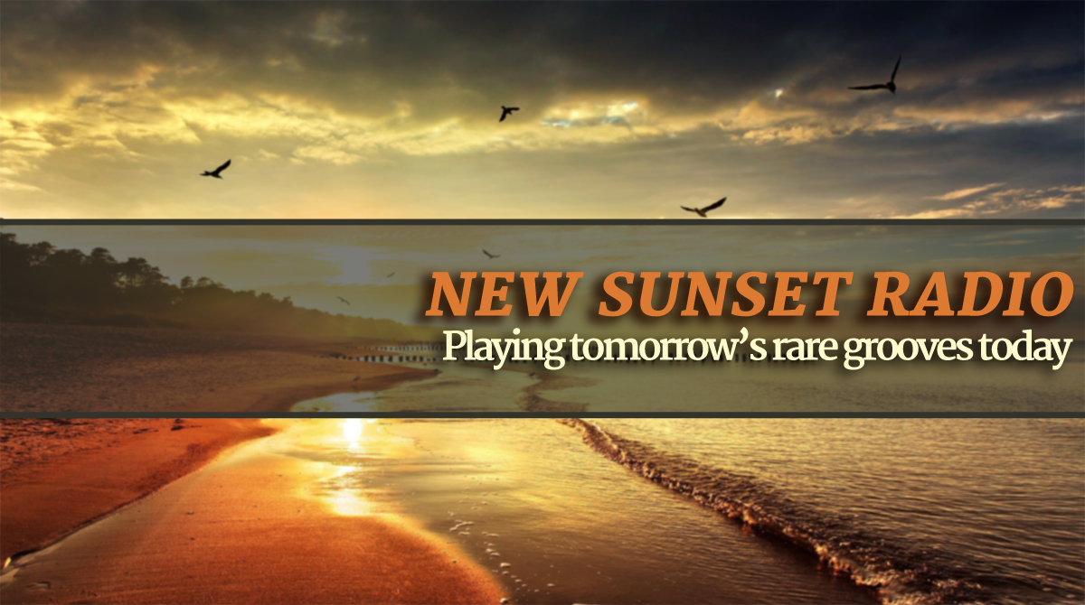 New Sunset with Logo