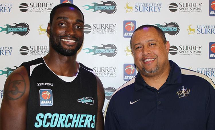 Tayo & Head Coach Creon