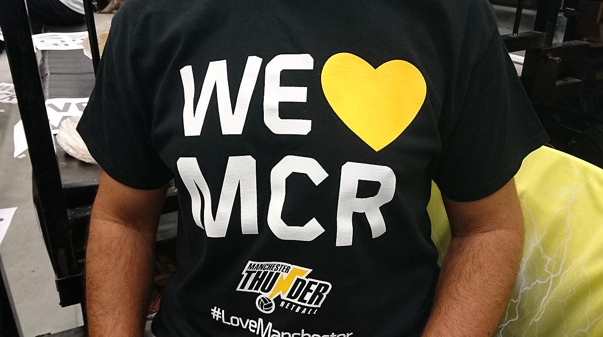 Thunder Love MCR 2