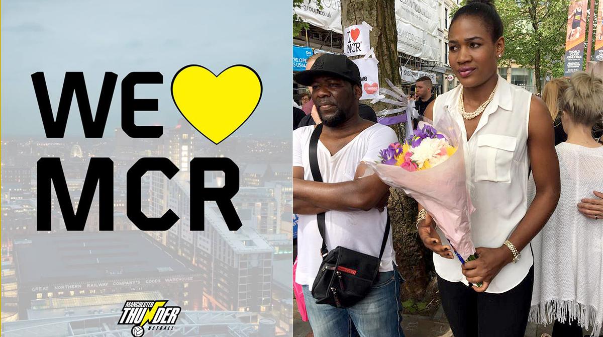 Thunder Love MCR