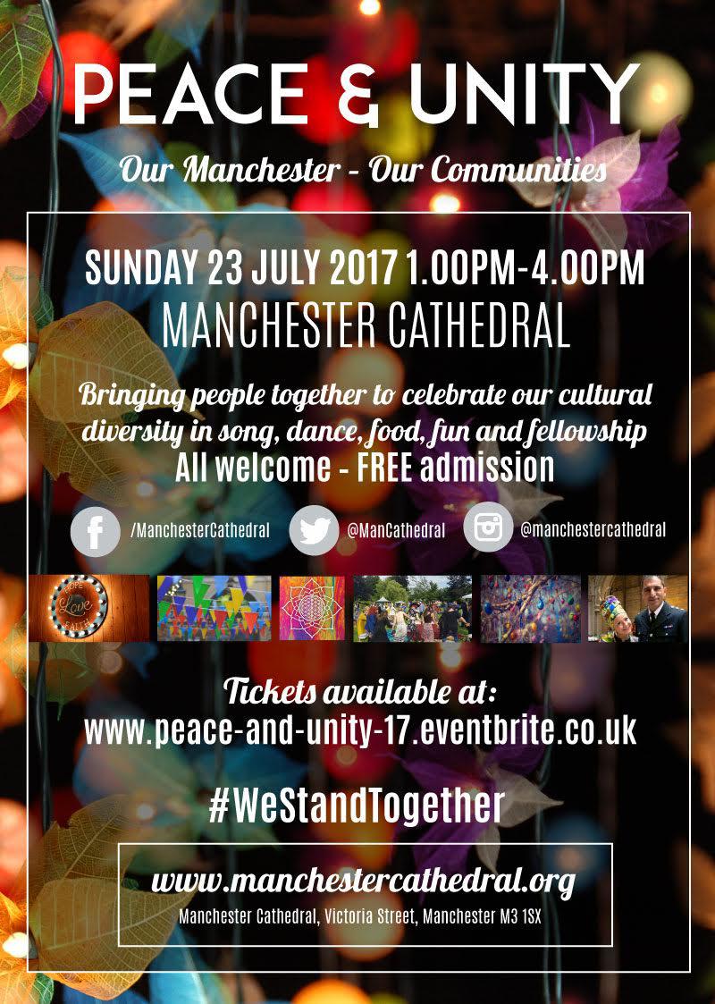 Peace & Unity Event